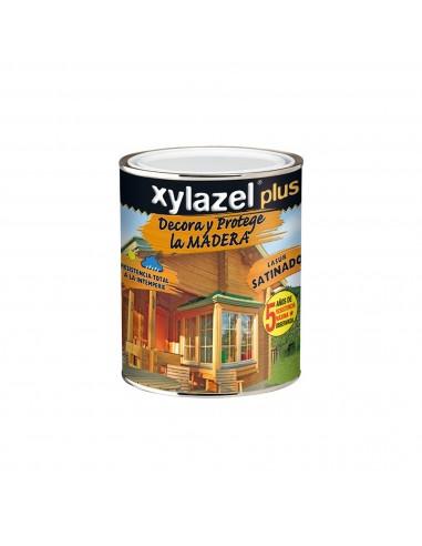 Lasur Protector Color Xylazel Plus Decora Satinado