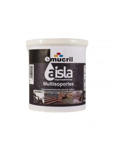 Impermeabilizante Emucril Aisla Multisoportes