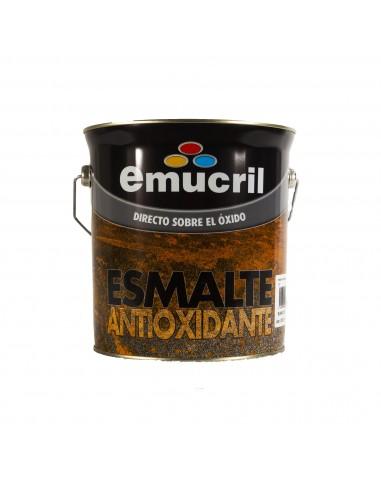 Esmalte Color Emucril Antioxidante Liso Brillante
