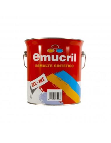 Esmalte Color Emucril Sintético Satinado