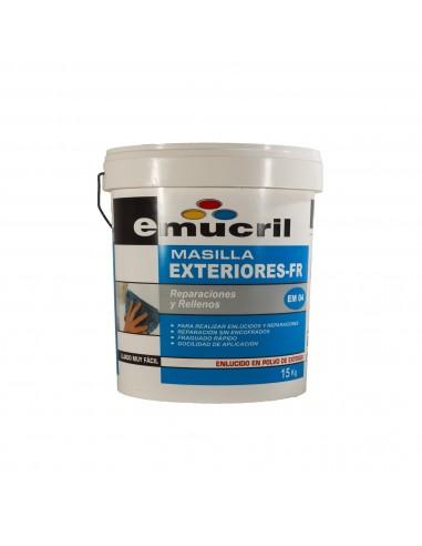 Masilla Exteriores Emucril FR EM04