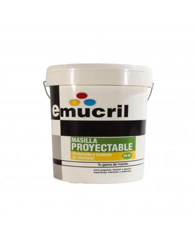 Masilla Emucril Proyectable EM06