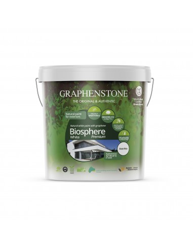 Pintura Biosphere Premium Graphenstone Ecológica Natural