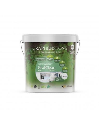 Pintura Blanca Ecológica Graphenstone GrafClean Premium