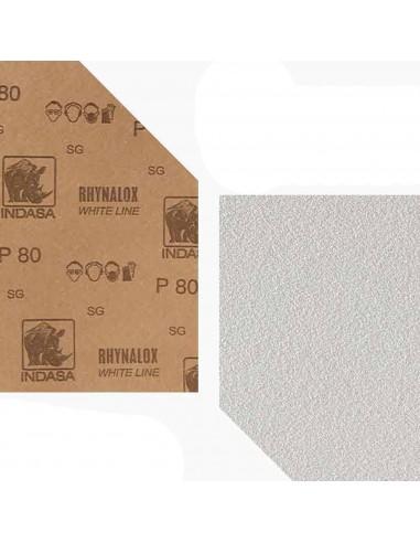 Lija en Rollo Rhynalox-Dry White Line