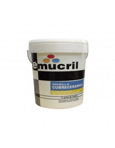Masilla Multisuperficie Emucril Cubrecerámica
