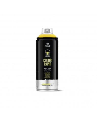 MTN PRO Spray de pintura acrílica de base disolvente. Colores RAL.