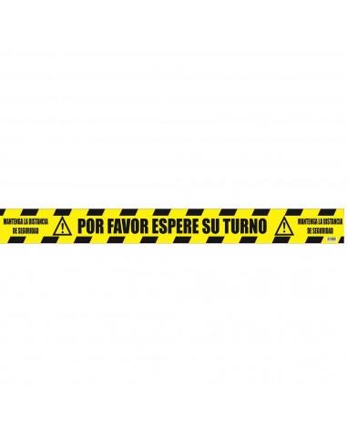 Señal Suelo Antideslizante Amarillo Ferko F-30006MAK