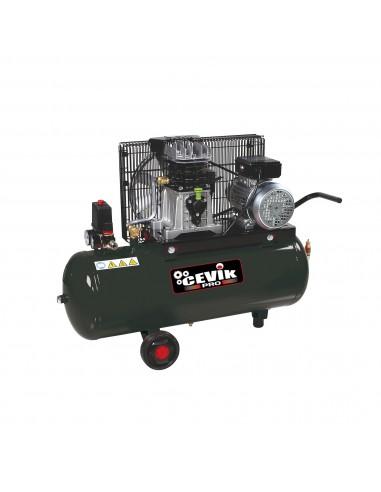 Compresor Correa 25L 2HP MON Cevik PRO CA-AB25/2M