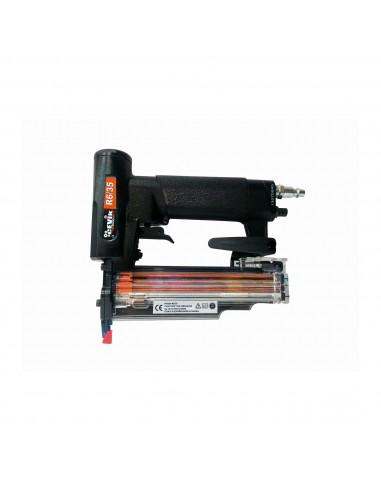 Clavadora Pin/Minibrad 0,6-12/35MM Cevik PRO R6/35