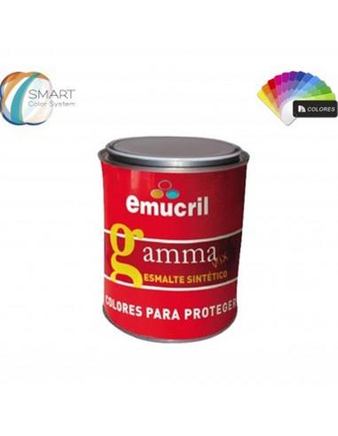 Esmalte Laca Color Carta Decoración NCS Emucril Brillante