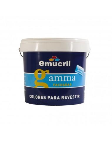 Revestimiento Exterior Emucril Gamma Fachada Antimoho