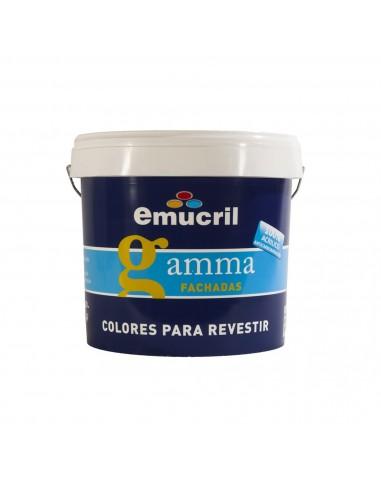 Revestimiento Emucril Gamma Fachada Elástico Blanco