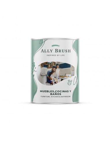 Esmalte Ally Brush Muebles, Cocinas y...