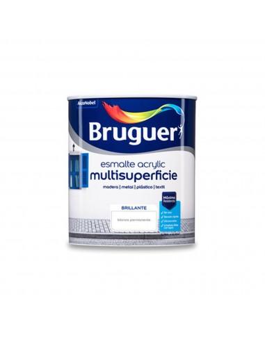 Esmalte Color Bruguer Acrylic Brillante al Agua