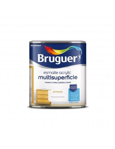 Esmalte Color Bruguer Acrylic Satinado al Agua