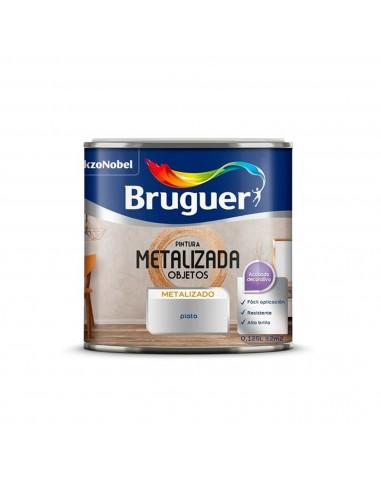 Bruguer Pintura Metalizada Objetos