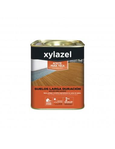 Aceite de teca Suelos Xylazel Larga Duración