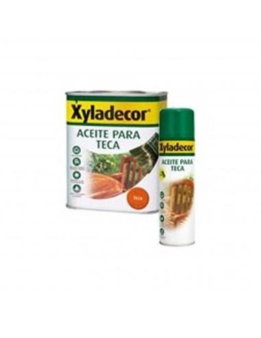 Aceite Teca Xyladecor Color