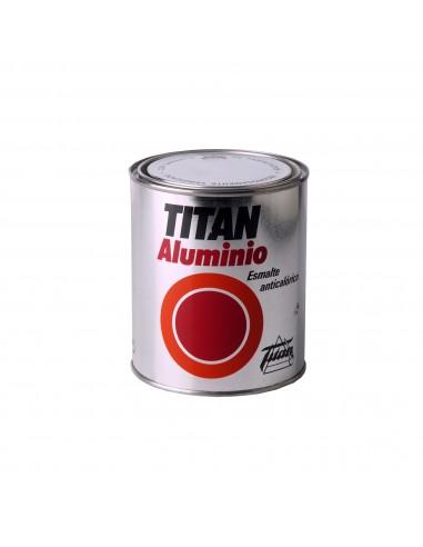 Esmalte Aluminio Anticalórico Titanlux