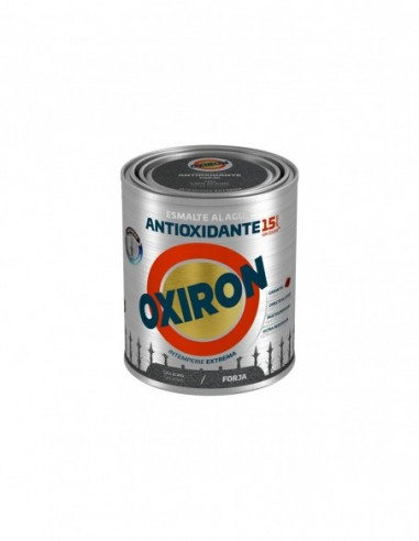 Esmalte Color Oxiron Antioxidante Forja