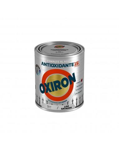 Esmalte Color al Agua Oxiron Antioxidante Satinado