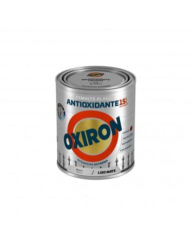 Esmalte Color al Agua Oxiron Antioxidante Mate