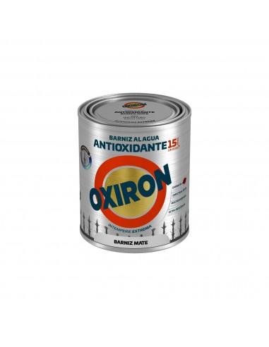 Barniz Oxiron Antioxidante al Agua
