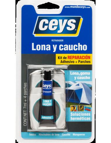 Adhesivo Ceys Reparador Lona y Caucho