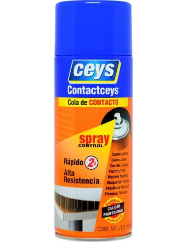 Cola Contact Ceys Uso General - Spray
