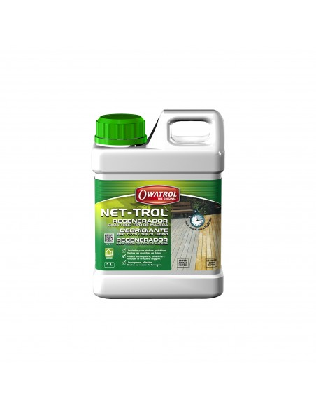 Limpiador Hongos NET-TROL Madera