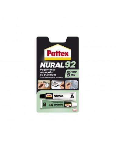 Adhesivo Pattex Pegamento Nural 92 Plásticos