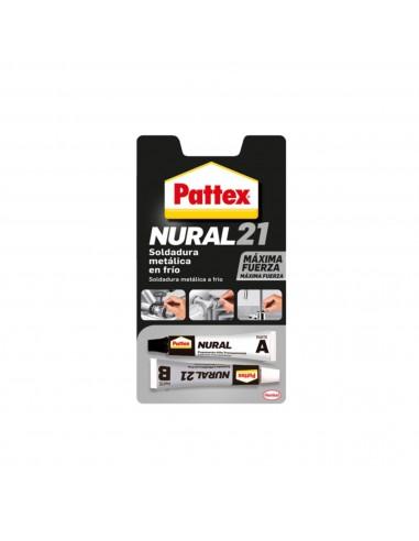Sellador Pattex Soldadura Nural 21 Metal
